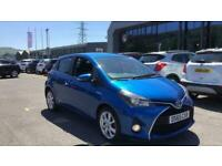 2015 Toyota Yaris 1.5 HYBRID SPORT 5DR CVT Auto Hatchback Petrol Automatic