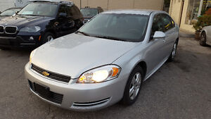 2011 Chevrolet Impala LS Certification and Etest included