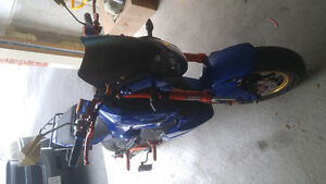 Looking to TRADE for Motorcycle