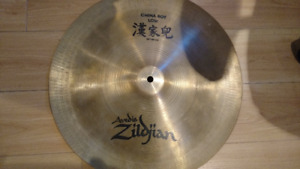 "Chinese AAXtreme 19"", Banc Yamaha, China Boy Zildjian A 16"" etc"