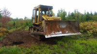 D6 Dozer for Hire / Road Building / Land Clearing / Ponds /