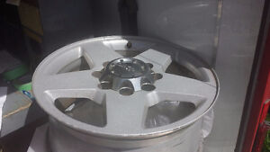 20 inch Denali Wheels