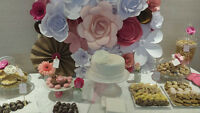 Sweet table, cakes and so much more!