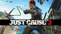 PC code Just Cause 3