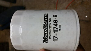 new and sealed gmc savana oil filter filtre a huile 17-1749-6