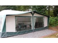 Bradcott Classic 1000 cm awning for sale