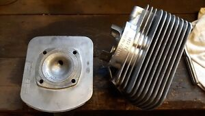277 rotax cylinder and head
