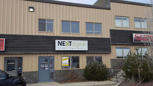 Office Condo for Sale/Lease - Sth Red Deer Clearview Industrial