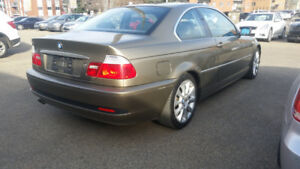 *** PAYMENT OPTIONS *** 2005 BMW 325ci - LOW KM **ALL APPROVED**