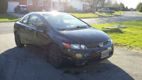 2008 Honda Civic Coupe (2 door) **Must Sell**