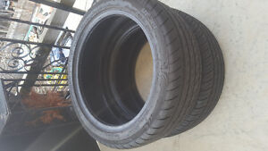 Sell 2 tires 18in