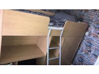 Cabin bed £40