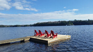 Muskoka Cottage for rent, great for a large family, Hot Tub