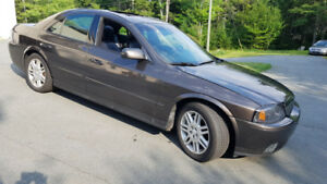 2005 LINCOLN LS (Luxury Sedan-LS)