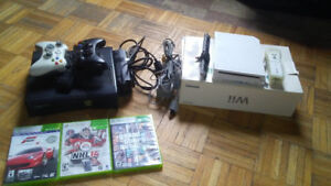 Xbox 360 & wii consoles