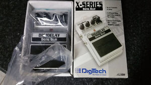 Brand new digitech delay free please text