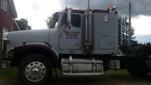 Heavy spec'd Freightliner for sale