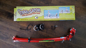 TrailGator tow system - used very little, excellent condition!