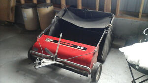 Lawnsweeper for sale