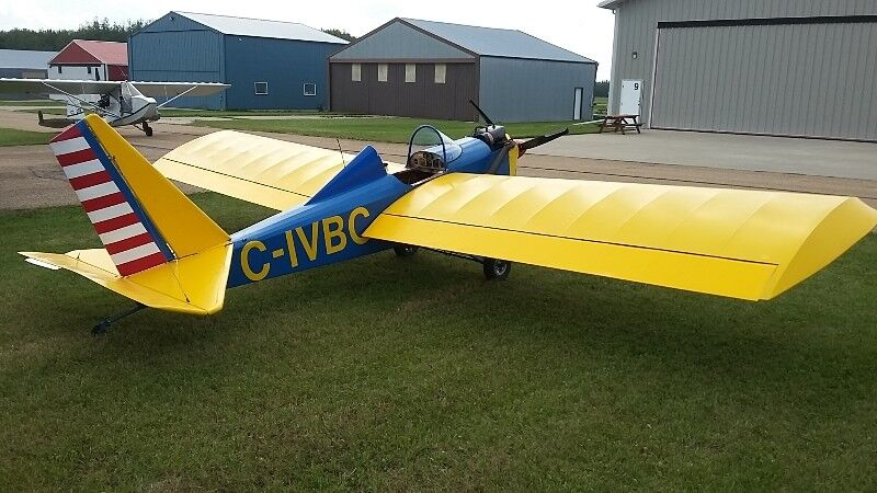 Minimax R1500 Ultralight Airplane