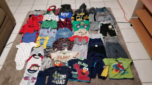 Toddler assorted clothes 18 months