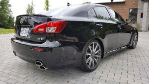 RECHERCHE Lexus ISF