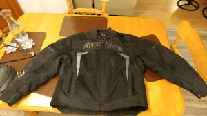 Manteau moto homme Scorpion