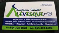 Bardeaux Gravier Levesque et fils inc.