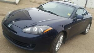 2008 Hyundai Tiburon GT V6 FULLY LOADED LOW PRICED