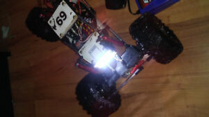 RC G-MADE R1 ROCK BUGGY RTR (NO TRADES - NO BARGAIN - JUST CASH)