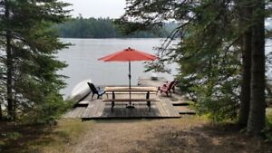 Peace and Tranquility on sought after Lac Lu near Kenora.