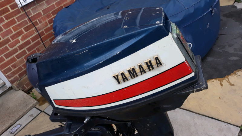 Outboard engine Yamaha 20hp short shaft | in Southampton, Hampshire |  Gumtree