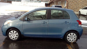 2010 Toyota Yaris LE Hatchback
