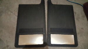 heavy duty mudflaps with plates
