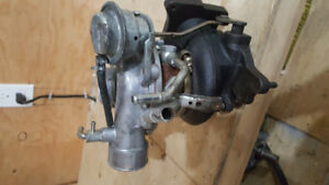ARCTIC CAT TURBO ASSEMBLY