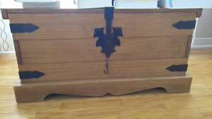 Pier 1 Mexican Wood Chest