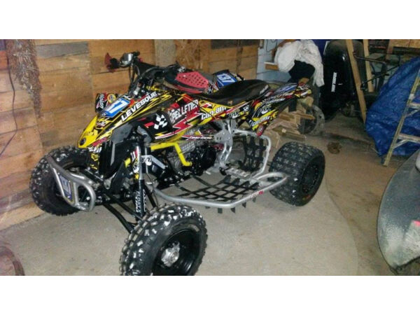 Used 2014 Can-Am ds 450 xmx