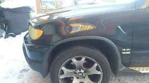BMW X5 Drivers Side Fender