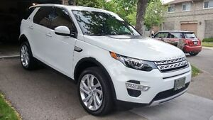 2016 Land Rover Discovery sport hse luxury SUV, Crossover