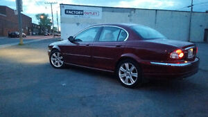 2003 Jaguar X-TYPE Berline