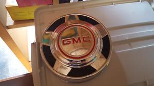 Gmc hubcaps