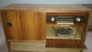 Vintage Grundig stereo