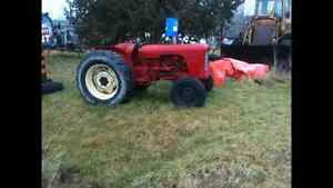 990 David Brown farm tractor