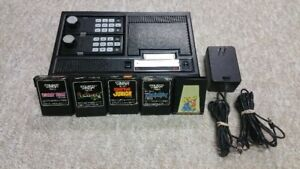 Colecovision Video Game System Working by Coleco Vision