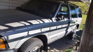 1995 Chevrolet Blazer Standard SUV, Crossover