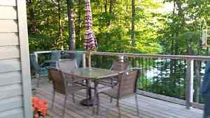 2 bedroom Waterfront Cottage for Rent on the Rideau CanalSystem Kingston Kingston Area image 8