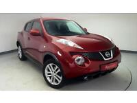 Nissan Juke 1.6 16v Acenta Premium PETROL AUTOMATIC 2013/13