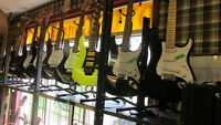 Used Guitars from $40 - $600. Great selection Great Prices