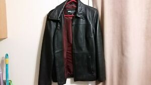 Women's Genuine Leather Coat