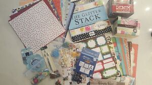 Scrapbooking items!